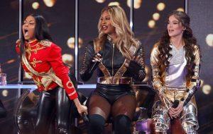 Laverne Cox, Taraji P Henson, Hailee Steinfeld e Neil Patrick Harris em um Lip Sync especial do Michael Jackson