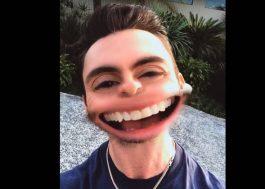Adam Levine descobriu os filtros do Snapchat em novo clipe do Maroon 5