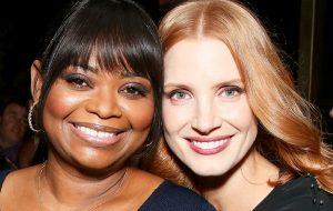 Jessica Chastain ajudou Octavia Spencer a receber salário justo para novo filme