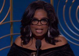 Oprah para presidente? Marido da apresentadora diz que candidatura é possível