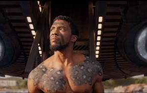"""""""Pantera Negra"""" é o maior filme solo de super-herói da história nos Estados Unidos"""