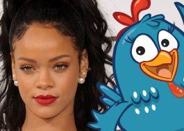 Galinha Pintadinha iguala recorde de Rihanna no YouTube