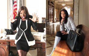 """Viola Davis e Kerry Washington estão nos sets de """"Scandal"""" e """"HTGAWM""""! Vem crossover!"""
