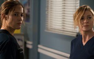 """Série derivada de """"Grey's Anatomy"""" estreia ainda no começo do ano!"""