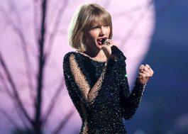 Taylor Swift teria recusado convite para cantar no Grammy