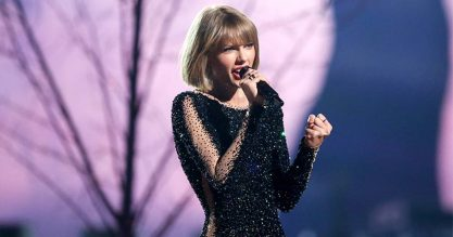 Taylor recusou o Grammy?