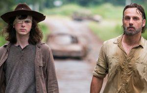 """The Walking Dead"": Andrew Lincoln e Chandler Riggs falam sobre despedida de personagem"