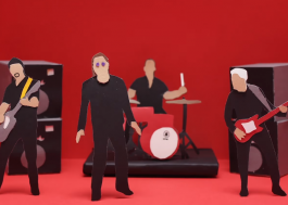"U2 lança clipe provocativo em stop-motion para ""Get Out Of Your Own Way"""