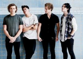 5 Seconds Of Summer libera novo single e anuncia show no Brasil