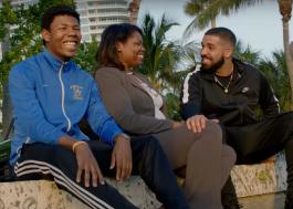 """Drake tá distribuindo presentes pra todo mundo no clipe de """"God's Plan"""""""