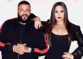 """Demi Lovato e DJ Khaled gravaram música para o filme """"Uma Dobra no Tempo""""; ouça prévia"""