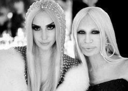 Lady Gaga narra especial sobre Donatella Versace