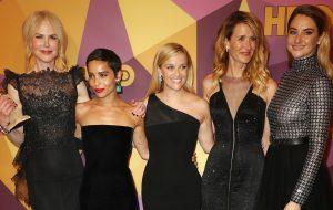 """""""Big Little Lies"""": Shailene Woodley, Laura Dern e Zoë Kravitz voltarão na segunda temporada"""
