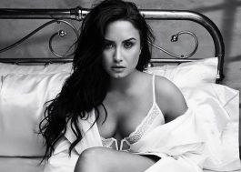 Mas já? Demi Lovato diz que está trabalhando em novo álbum!