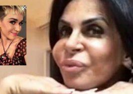 Agora é oficial! Gretchen vai cantar com Katy Perry no Brasil