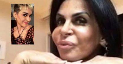 Gretchen cantará com Katy