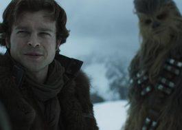 """""""Han Solo: Uma História Star Wars"""" ganha trailer completo com fugas e lutas"""