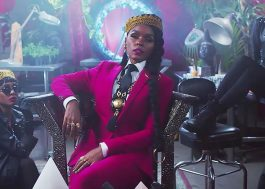 "Janelle Monáe lança clipes para as novas músicas ""Make Me Feel"" e ""Django Jane"""