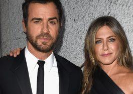 Após sete anos juntos, Jennifer Aniston e Justin Theroux estão se separando