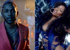 """Kendrick Lamar e SZA são processados pelo clipe de """"All The Stars"""""""