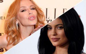 """Kylie Minogue comenta processo contra Kylie Jenner: """"Foi triste ver como os advogados falaram"""""""