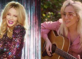 Rainhas do country: Kylie Minogue diz que adoraria fazer parceria com Lady Gaga