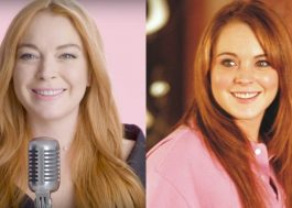 "Lindsay Lohan reencena suas frases favoritas de ""Meninas Malvadas"""