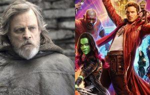 """Mark Hamill em """"Guardiões da Galáxia Vol. 3""""? Pode acontecer sim!"""
