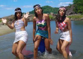 Alô, escamers! Saiu mais um clipe da MC Loma e as Gêmeas Lacração!