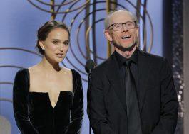 Natalie Portman explica aquele deboche no Globo de Ouro