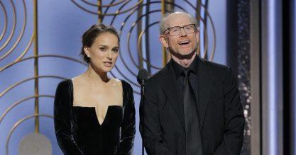 Portman e o deboche no Globo de Ouro