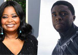 """Octavia Spencer vai bancar sessão de """"Pantera Negra"""" para comunidades carentes"""