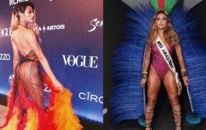 Pabllo Vittar, Sabrina Sato e vários famosos arrasando no Baile da Vogue
