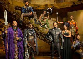 """""""Pantera Negra"""": primeiro corte do filme tinha quatro horas de duração"""