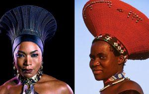 """Os figurinos de """"Pantera Negra"""" são uma homenagem linda à cultura africana"""