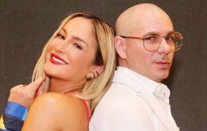 Pitbull passa mal e não participa do trio de Claudia Leitte no Carnaval de Salvador