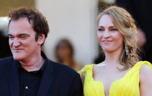 """Quentin Tarantino admite culpa em acidente de carro com Uma Thurman em """"Kill Bill"""""""