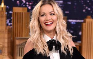 """Rita Ora em mais um filme: cantora fará """"Detective Pikachu"""""""