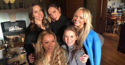 O projeto das Spice Girls é...