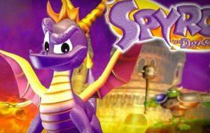 """Lembra do jogo """"Spyro the Dragon""""? Parece que ele vai ser remasterizado!"""