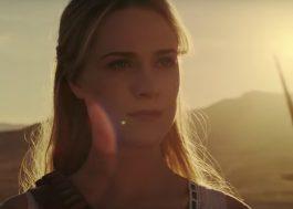 """Tá rolando fuga em massa de robôs no novo trailer de """"Westworld"""""""