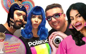 Enaltecendo Katy Perry, o cristal do pop, no podcast dessa semana