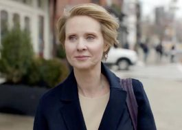 "Cynthia Nixon, a Miranda de ""Sex and the City"", quer se candidatar ao governo de Nova York"
