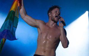 Imagine Dragons entrega tudo de si e faz show eufórico e energético no Lollapalooza Brasil