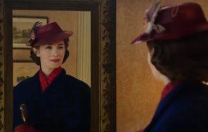 """Emily Blunt estreia como Mary Poppins no 1º teaser de """"A Volta de Mary Poppins"""""""