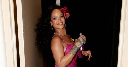 Rihanna derruba Snapchat