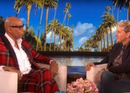 """RuPaul quer Ellen DeGeneres como jurada de """"Drag Race"""""""