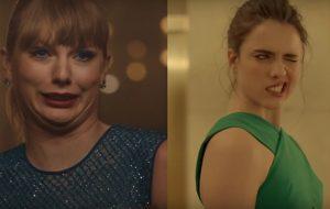 Taylor Swift se inspirou em comercial de perfume para fazer seu novo clipe?