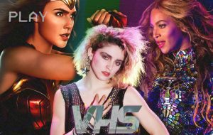 Saudade da nossa festa VHS? Toma essa edição Girl Power que rola no dia 10!
