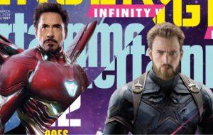 """Surra de """"Vingadores: Guerra Infinita"""": revista lança 15 capas com os personagens"""